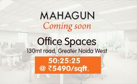 Mahagun Office Spaces